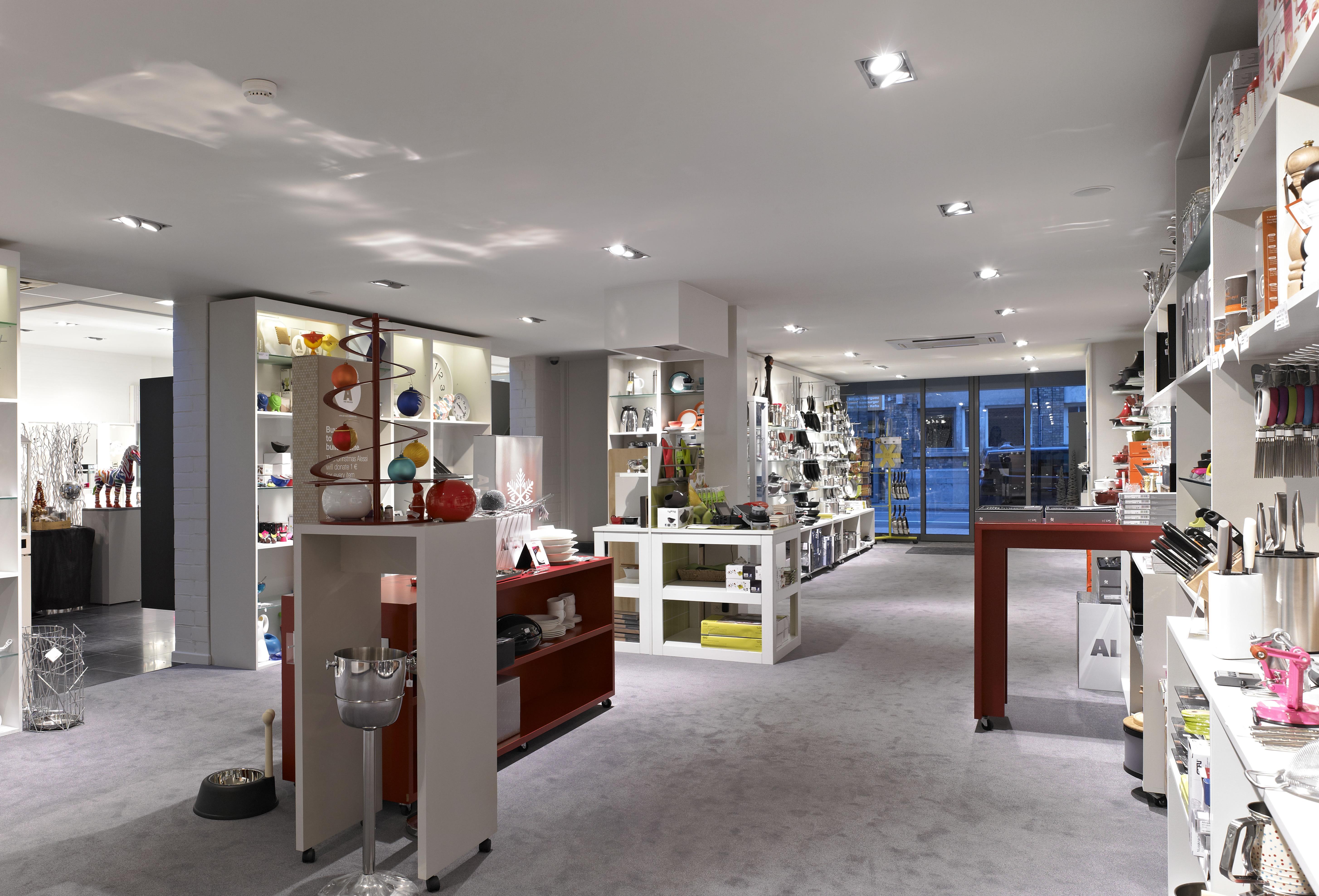 Interieurverfrissing winkel winkel berenice waregem yves for Interieur decoratie winkels