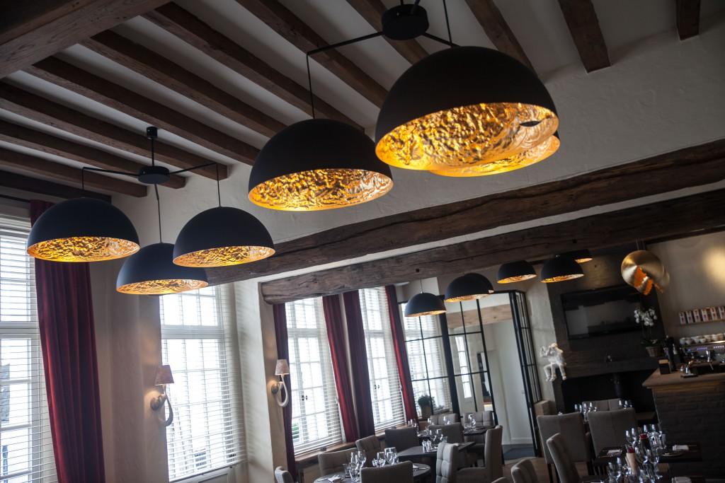 Total makeover restaurant t landhuys nokere yves de wintere